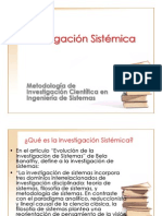 69960153 Investigacion Sistemica