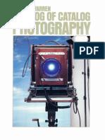 SD Warren Catalog of Catalog Photography