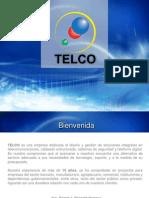 CARTA PRESENTACIÓN TELCO-2013