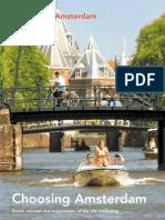 Choosing Amsterdam (Carolien - Ocker - Mark - Maartje - Jessie)