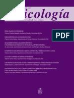 revista psicología