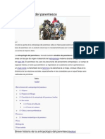 Antropología del parentesco Wikipedia