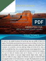 CAMINOS Expocicion de Tractores