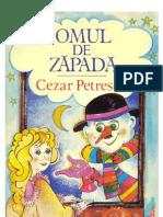 Cezar Petrescu - Omul de Zapada(v1.0)