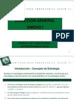Filminas Unidad I (Estrategia)