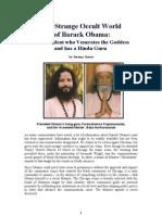 The Strange Occult World of Barack Obama
