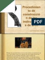 Violin Construction