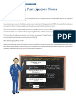 Participatory Notes