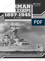 German Battleships 1897-1945
