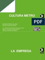 CULTURA METRO