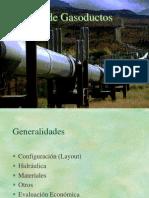 GN-diseño de gasoductos