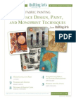 Article FabricPainting