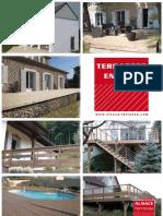 Catalogue Terrasses