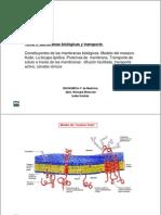 Tema9_membranas Biologicas y Transporte
