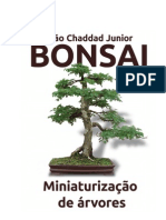 Bonsai-Miniaturizacao de Arvores