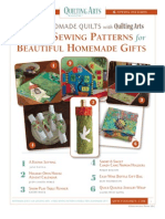 Article Festive Sewing Proj