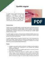 Queilitis Angular