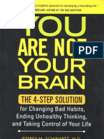 Jeffrey Schwartz - You are not your brain book exercises
