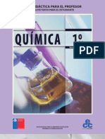 Química - I° Medio (GDD)
