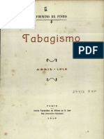 Tese Tabagismo 1919 Portugal