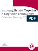 Bristol Community Cohesion Strategy 2010-2013