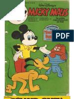 Micky Maus 1979 - Heft 20