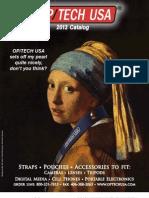 OP/TECH USA Catalog 2013