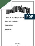 TIC en la educacion.doc