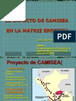 El Impacto de Camisa en La Matriz Energetica Peruana