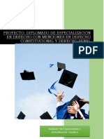 proyecto diplomado