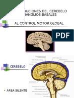 Clase 09 Control Motor Cerebelo y Ganglios
