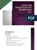 Pasos Para Presentacion Del Informe Final (1)