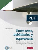 transición en la gestion de aguas en Ecuador Edgar Isch