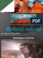 Belleza Natural, Luis Salvador Velasquez Rosas