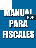 Manual Para Fiscales - 2013
