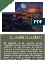 TEorias Del Origen de La Tierra