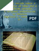 Genealogia de Adao