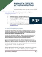 ICP Reading Prep List