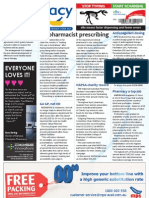 Pharmacy Daily for Wed 17 Jul 2013 - CPD Cap, Phcy Prescribing, Best Profession and much more