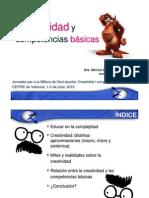 Creatividad y Competencias Basicas
