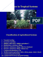Agric in Tropical Systems
