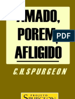 C H SPURGEON - AMADO, PORÉM, AFLIGIDO