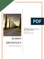 tugas sejarah arsitektur