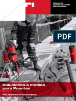 Manual de Aplicaciones Hilti Para Puentes
