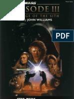 Star Wars Episode III-Revenge of the Sith