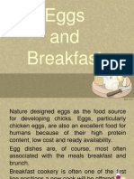 egg and breakfast