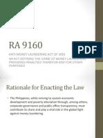 RA9160