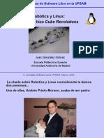 Robótica y Linux