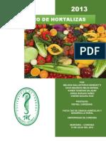 Seminario de Hortalizas 2013