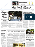 05/13/09 - The Stanford Daily [PDF]
